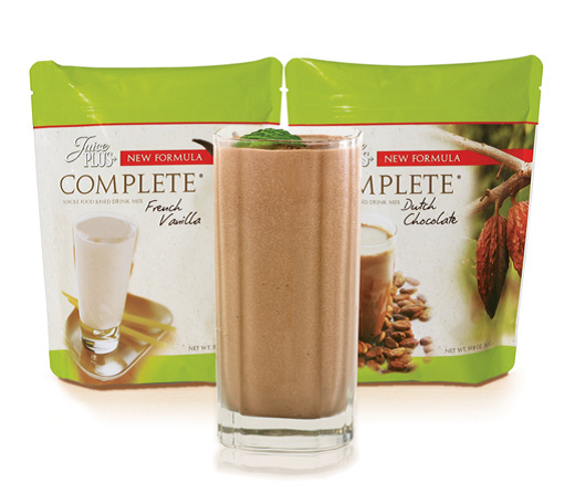 ג'וס פלוס שייק – Juice Plus Complete